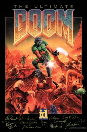 UltimateDoomPoster